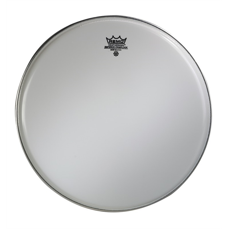 BE-0208-MP- CRIMPLOCK®, EMPEROR®, SMOOTH WHITE™, 8` Diameter