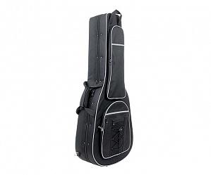 JWC-9052 Футляр для акустической гитары, плотный, черный