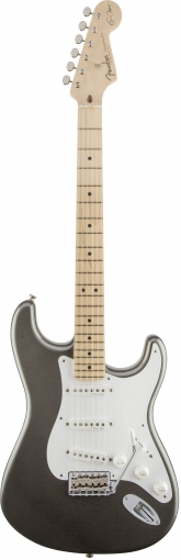 Eric Clapton Stratocaster, Maple Fingerboard, Pewter фото