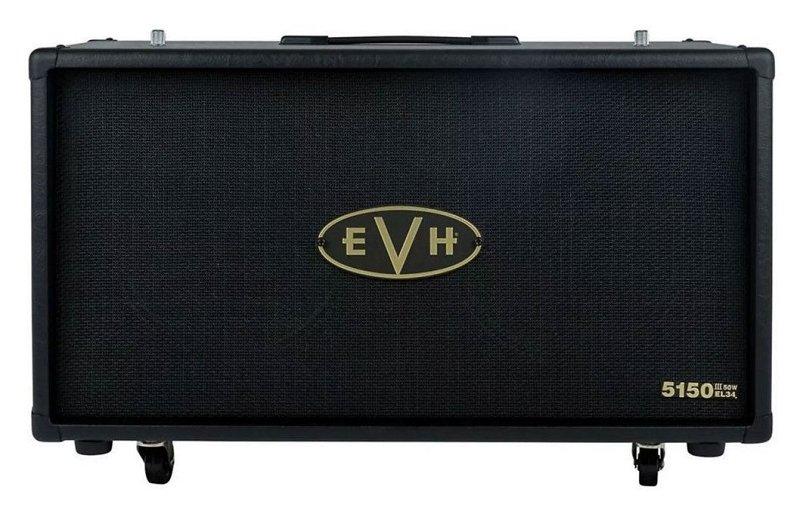 5150III EL34 212ST Cabinet, Black