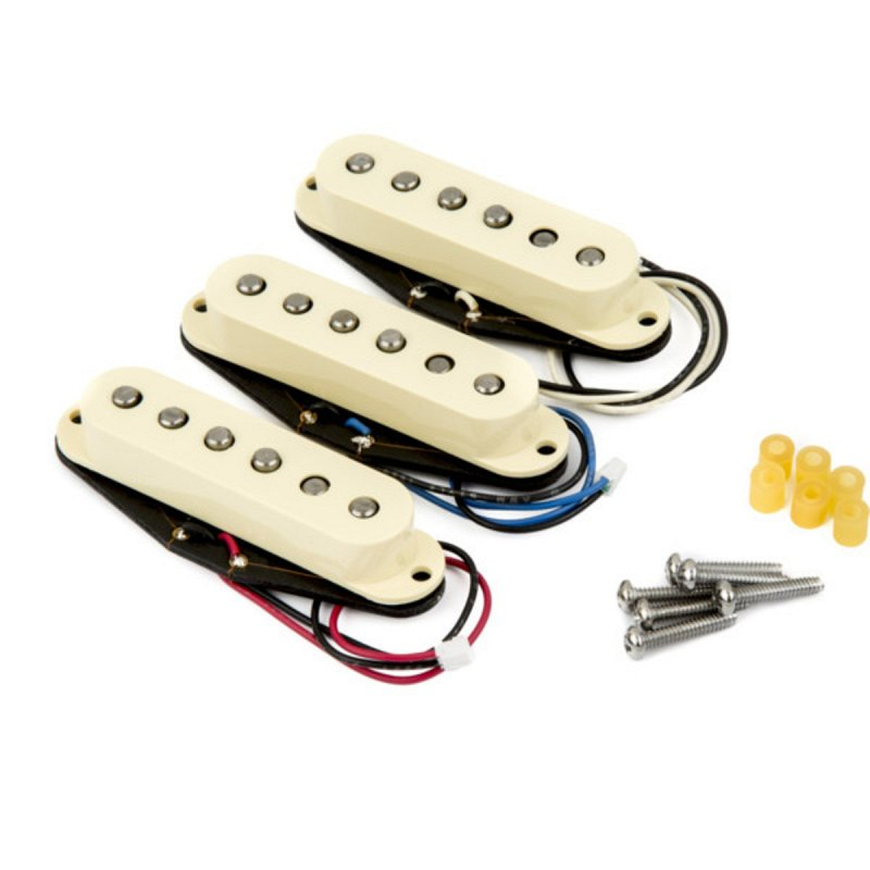 Custom Shop Fat `50s Stratocaster Pickups, (3)