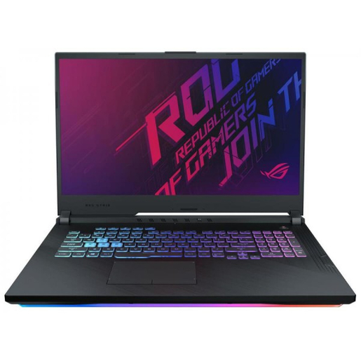 ASUS ROG STRIX GL731GU-EV104T 17.3`FHD 144HZ/I7-9750H/16GB/1TB+512GB SSD/GTX 1660TI/WINDOWS 10 HOME