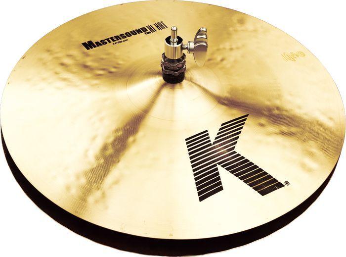 K0909 14` K` MASTERSOUND HI-HAT