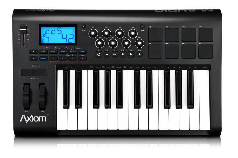Axiom Mark II 25 USB MIDI