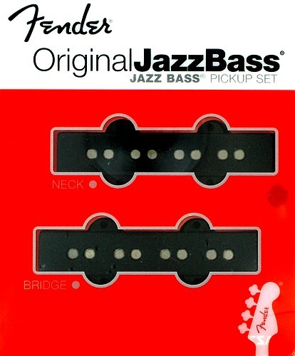 Original Jazz Bass Pickups, (2)