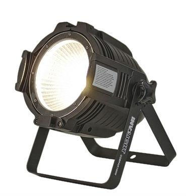 COBPAR100W - светодиодный прожектор (чёрн), 100 Вт белый 3200 К (COB)