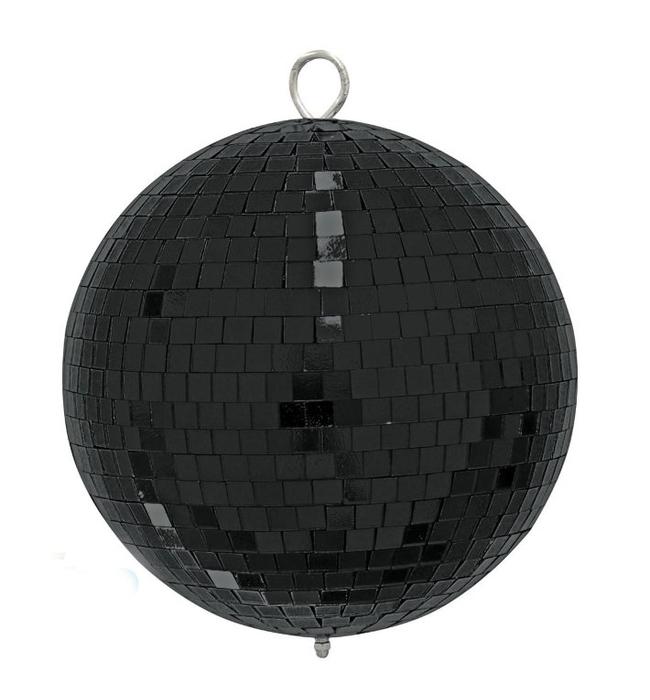 Light Зеркальный шар черный 5 см