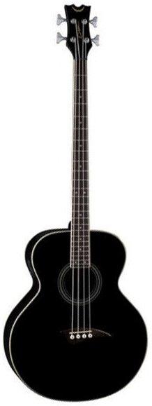 EAB CBK - электроакустическая бас-гитара,24 лада,34,пассив EQ, цвет черный