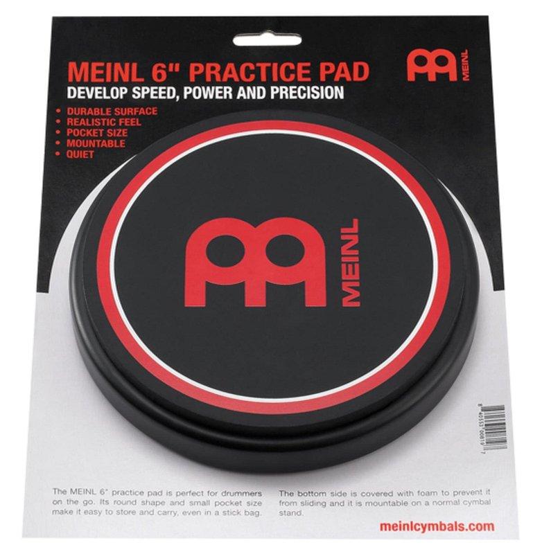 MPP-6 6` Practice Pad, MEINL