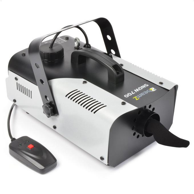 Light BeamZ Snow 700 Компактный генератор снега