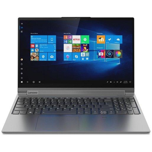 LENOVO YOGA C940 15,6` UHD IPS TOUCH/I7-9750H/16GB/1TB SSD/GTX1650 4GB/NODVD/STILUS/WIN10/IRON GREY