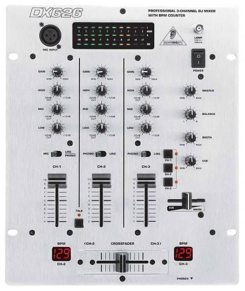 DX626 DJ
