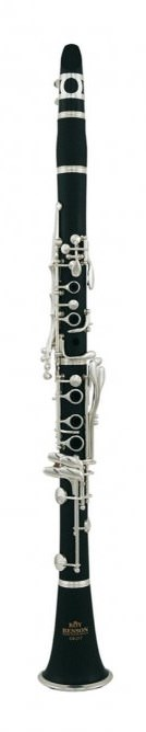 CB-217 Bb кларнет (Французкая система 17клапанов, 6 колец)
