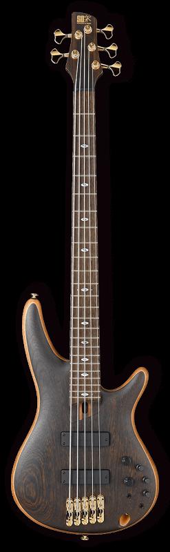 SR5005-OL, 5-ти струнная бас-гитара с кейсом