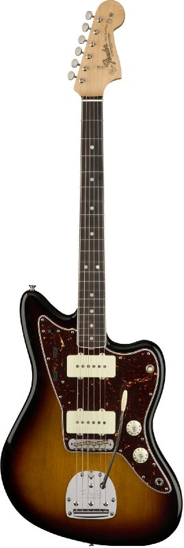 American Original `60s Jazzmaster®, Rosewood Fingerboard, 3-Color Sunburst фото