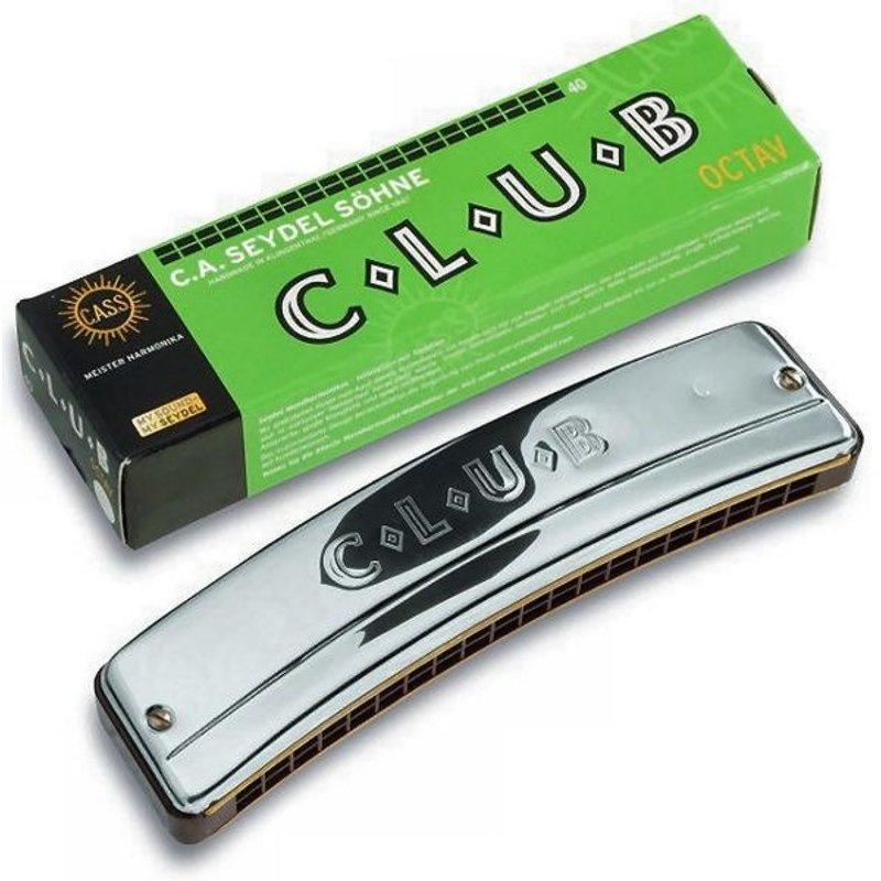30400C Club C Губная гармошка октавная