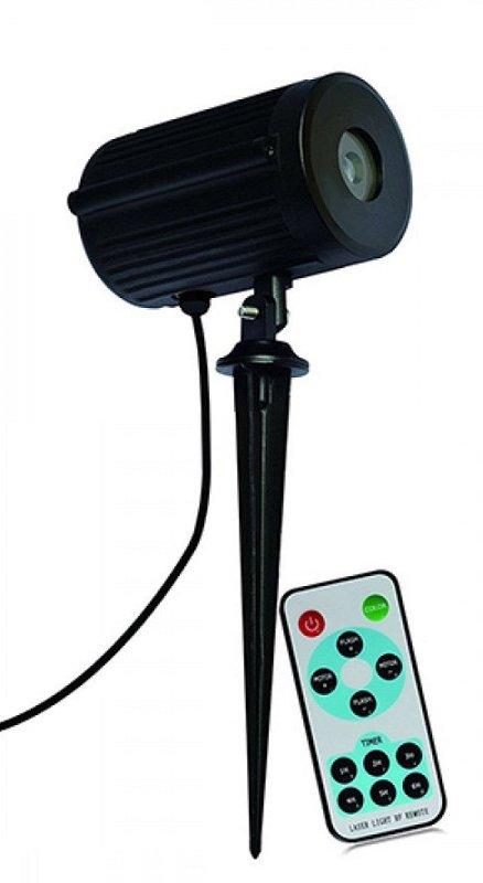 MW007RG Garden Laser Лазерный проектор, красный+зеленый, водонепроницаемый