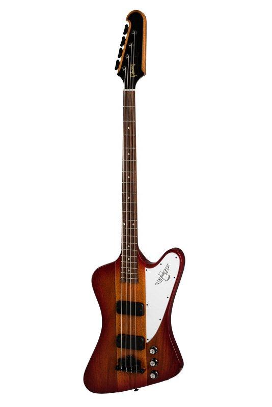 2019 Thunderbird Bass Heritage Cherry Sunburst