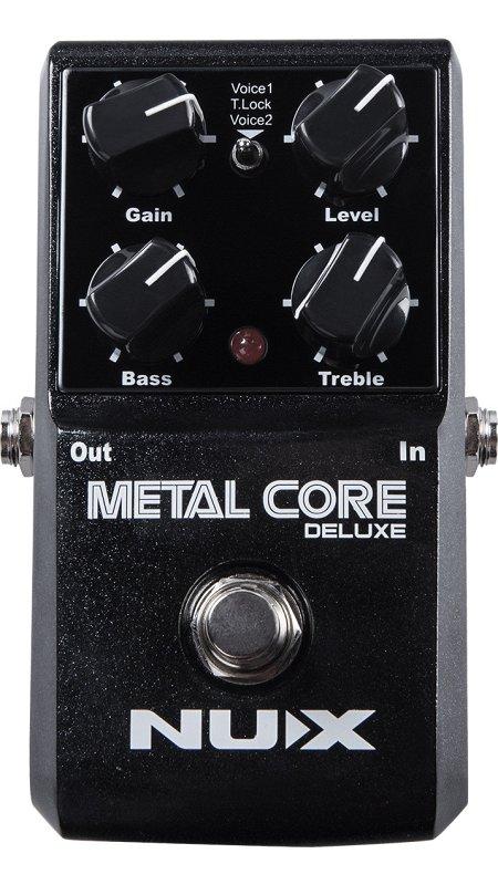 Metal-Core-Deluxe Metal-Core-Deluxe Педаль эффектов