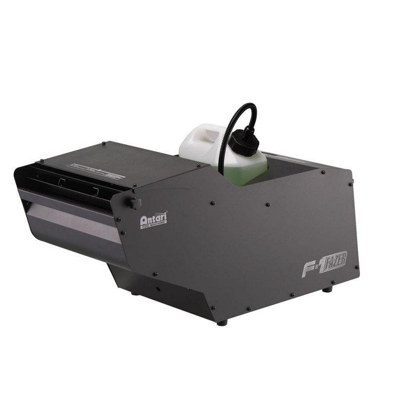 F-1 Fazer профессиональный генератор тумана, 700Вт,99 куб.м/мин, бак2.4л., ДУ, DMX