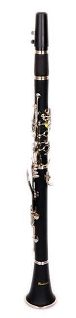 FLT-CGB-17 Кларнет, 17 клавиш, Bb-key, бакелит, французской системы. В комплекте: футляр, трость, мундштук