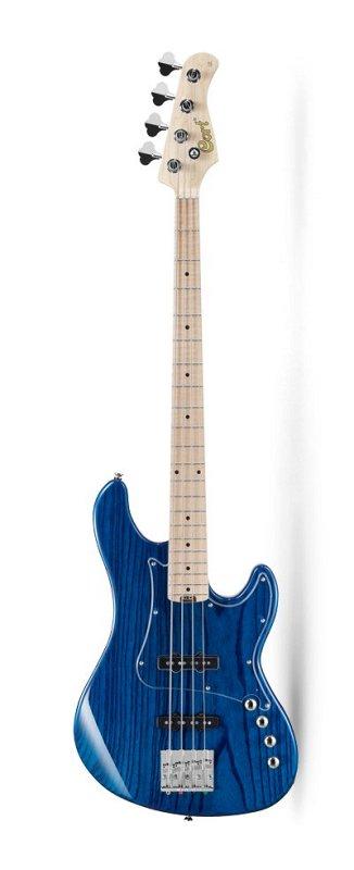 GB74JJ-AB GB Series Бас-гитара, синяя