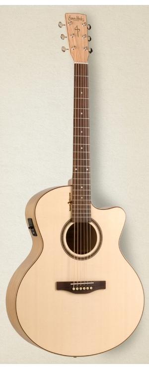 36363 Amber Trail CW MiniJumbo SGT35 Электро-акустическая гитара