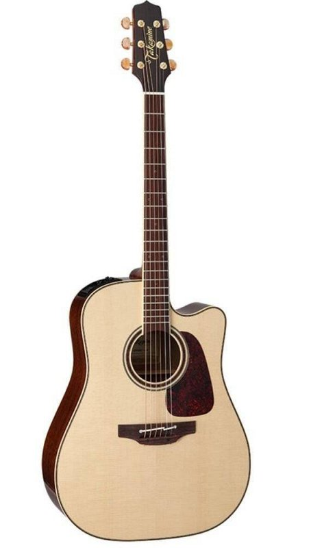 CP4DC-OV Dreadnought C/A, SOLID SPRUCE, OVANGKOL W/ SOLID BACK (All Gloss Natural)
