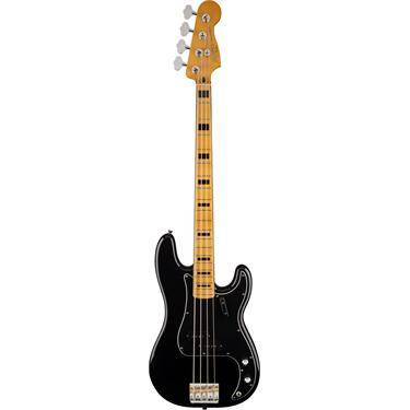 Squier® Classic Vibe P Bass® `70s, Maple Fingerboard, Black фото