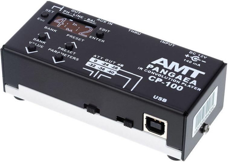 Electronics CP-100 «PANGAEA» Эмулятор гитарного кабинета