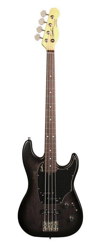 36141 Shifter Classic 4 Black Burst SG RN Бас-гитара, с чехлом