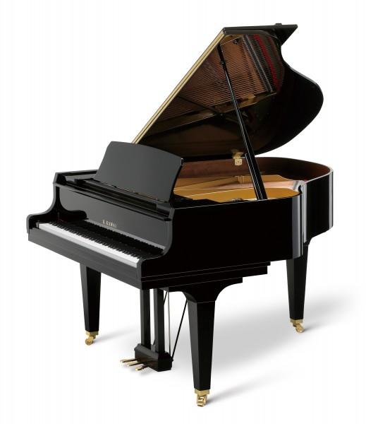 GL-30 M/PEP кабинетный рояль/Длина166см/черный полированный/покрытие клавиш акрил/фенол