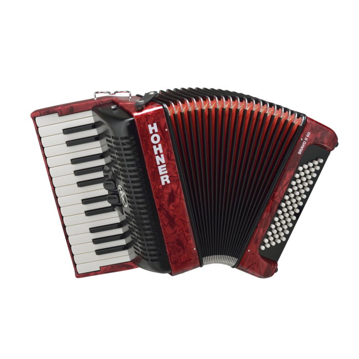 The New Bravo II 60 (A16971) red