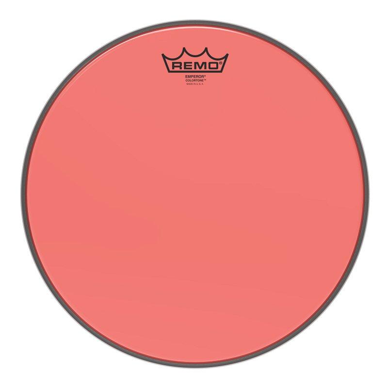 BE-0313-CT-RD Emperor® Colortone™ Red Drumhead, 13. фото