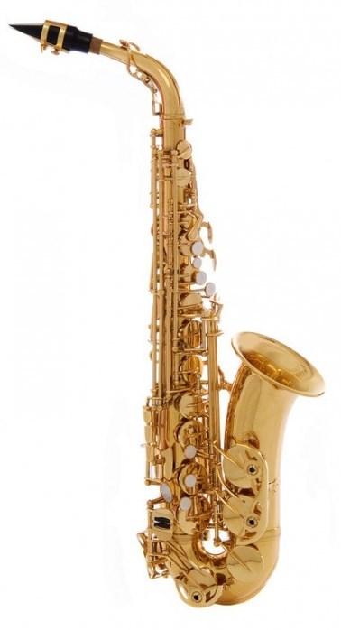 JP045G Саксофон-АЛЬТ Eb `Gold`, полупрофессиональная модель
