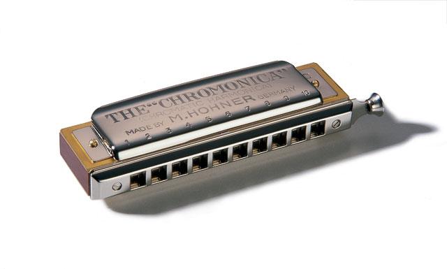 Chromonica 40 260/40 G (M26008)