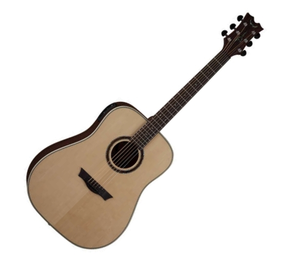 Dean NSD GN - электроакустическая гитара дредноут,25 1/4,EQ,тюнер, ель, цвет натуральный