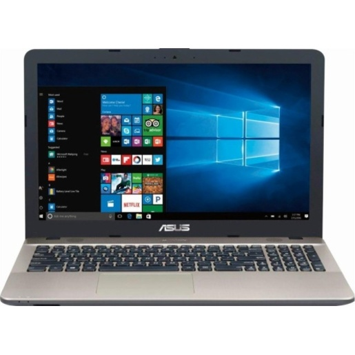 ASUS X541UV-DM1594T XMAS 15.6`FHD/I3-6006U/4GB/500GB/GF 920MX/NOODD/WINDOWS 10 HOME/CHOCOLATE BLACK