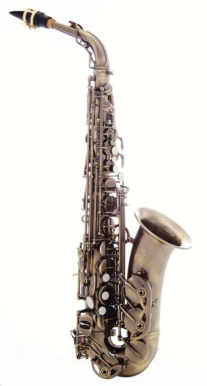 JP045V Саксофон-АЛЬТ Eb `Vintage`, полупрофессиональная модель