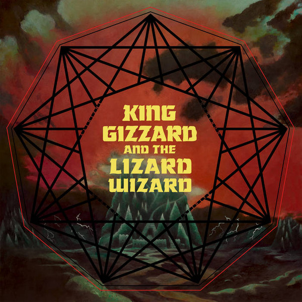 KING GIZZARD AND THE LIZARD WIZARD - Nonagon Infinity фото