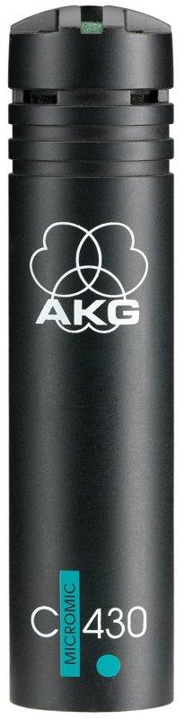 C430, AKG, Черный  - купить со скидкой