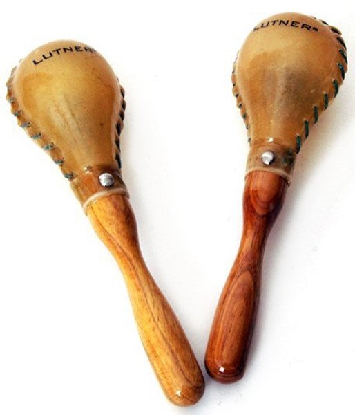 PX-1 Маракасы кожаные, малые