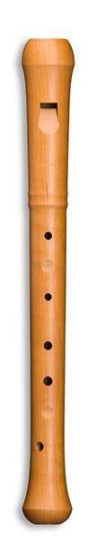 19037 Waldorf-Edition Блокфлейта сопрано, пентатоника, 432Гц, груша