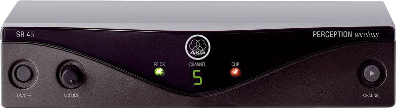 Perception Wireless 45 Instr Set BD A (530-560).