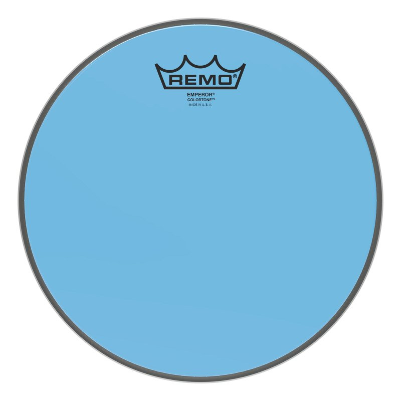 BE-0310-CT-BU Emperor® Colortone™ Blue Drumhead ,10.