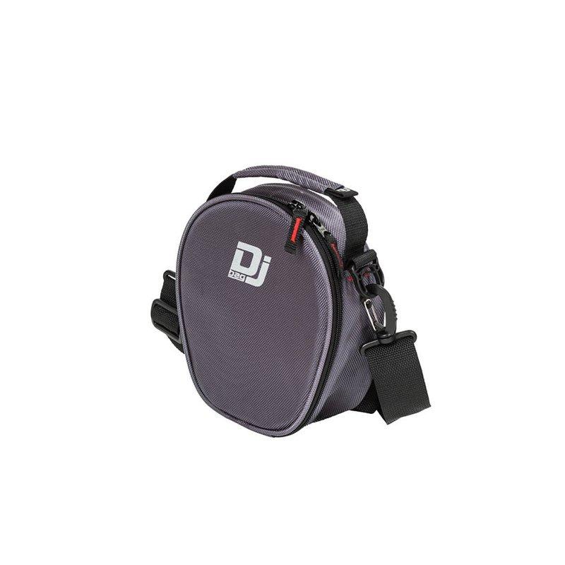 DJB-HP Grey сумка-чехол для наушников,с ремнем