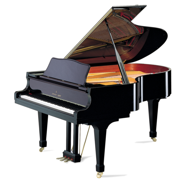 SK-5L Камерный рояль/Длина 200см/Черный полированный