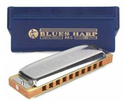 Blues Harp 532/20 MS C (M533016X)