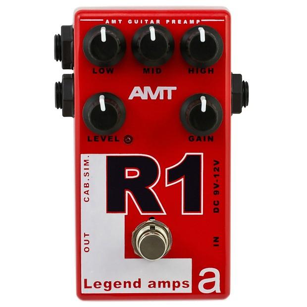 R-1 Legend Amps Гитарный предусилитель R1 (Rectifier)