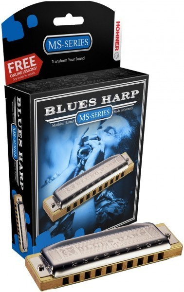 Blues Harp 532/20 MS Eb (M533046X)